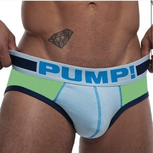 PUMP Men's Underwear Mint Green Size Medium